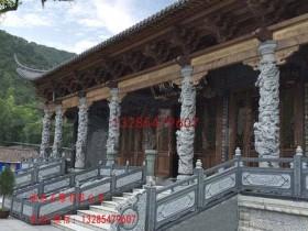山东寺院石栏杆价格多少钱一米