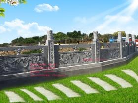 河道景观护栏图片_栏杆厂家样式那几个最畅销